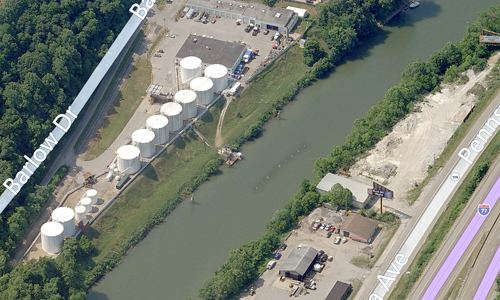 2014 Elk River chemical spill Chemical Spill in West Virginia Makes Water Toxic for 300000 West
