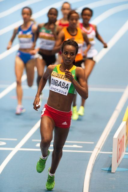 2014 IAAF World Indoor Championships – Women's 3000 metres