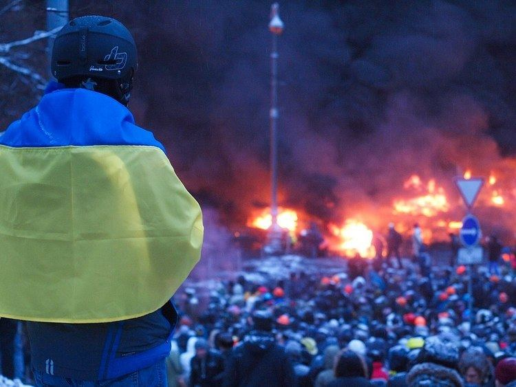 2014 in Ukraine