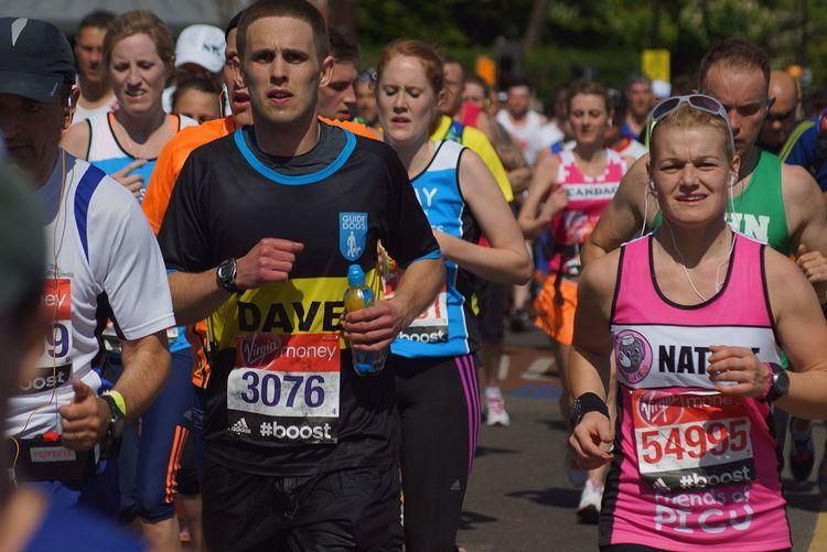 2014 London Marathon