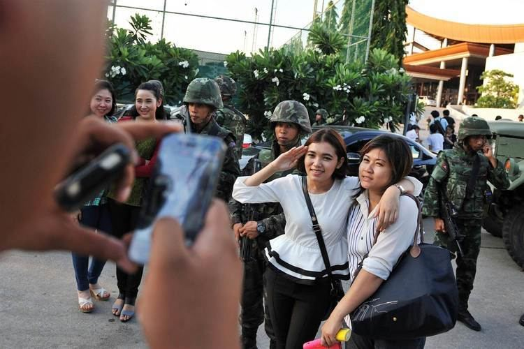 2014 Thai coup d'état Thailand Coup Could Spell Trouble for Booming Tourism Industry NBC