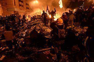 2014 Ukrainian revolution 2014 Ukrainian revolution Wikipedia