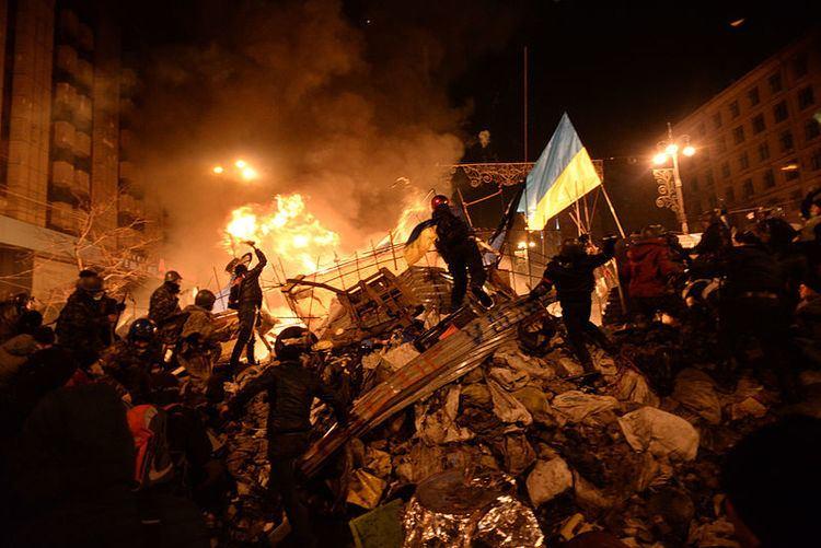 2014 Ukrainian revolution PostRevolution Ukraine Ready For Change The Montclarion