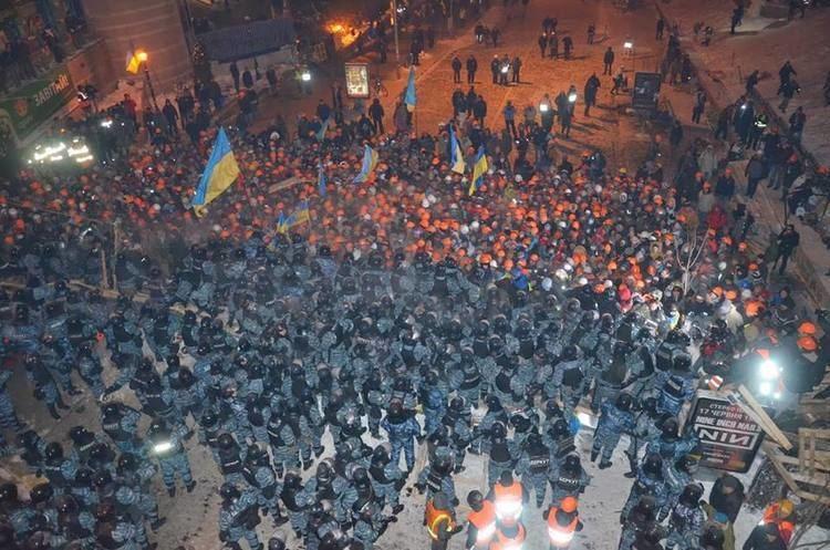 2014 Ukrainian revolution Institutional Corruption in Ukraine Resistance Violence Revolt