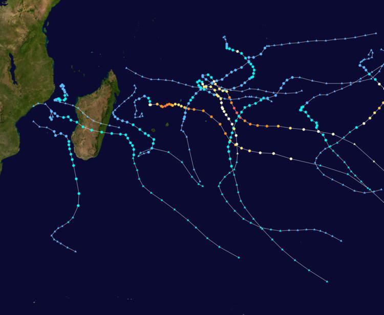 2014–15 South-West Indian Ocean cyclone season