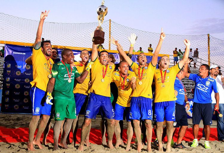 2015 CONMEBOL Beach Soccer Championship