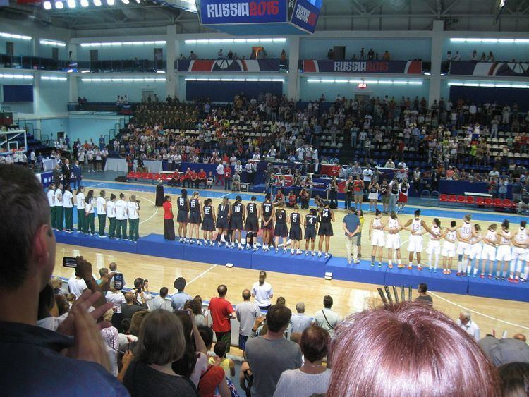 2015 FIBA Under-19 World Championship for Women
