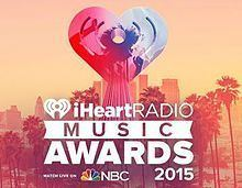 2015 iHeartRadio Music Awards httpsuploadwikimediaorgwikipediaenthumbe