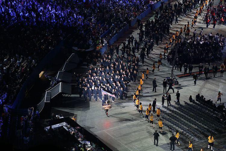 2015 Pan American Games Parade of Nations