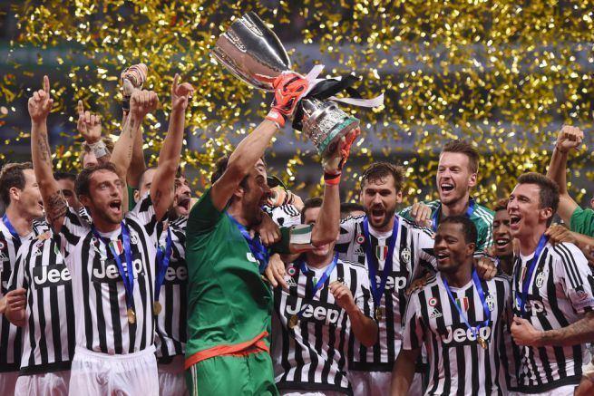 2015 Supercoppa Italiana JuventusLazio 20 Supercoppa Italiana 2015