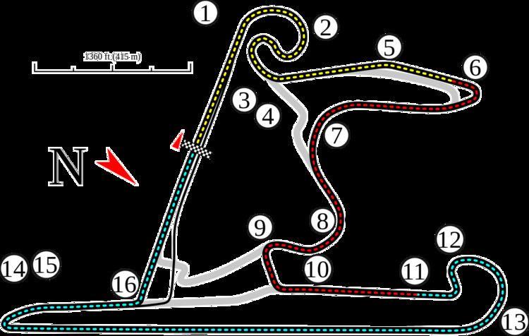 2015 TCR International Series Shanghai round