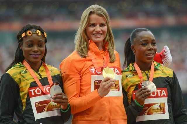 2015 World Championships in Athletics – Women's 200 metres