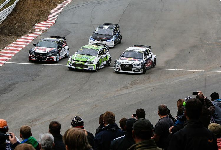 2015 World RX of Germany