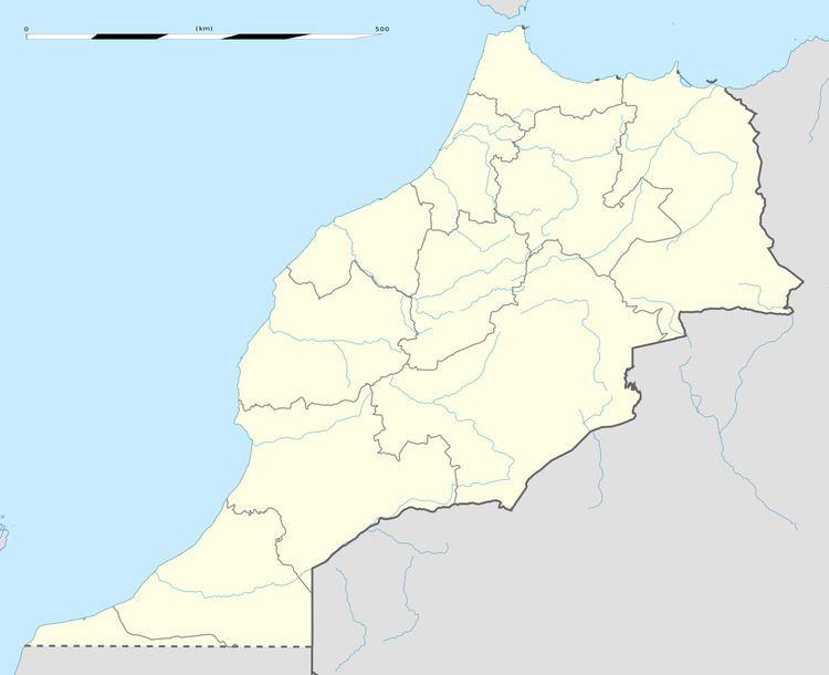 2015–16 IR Tanger season
