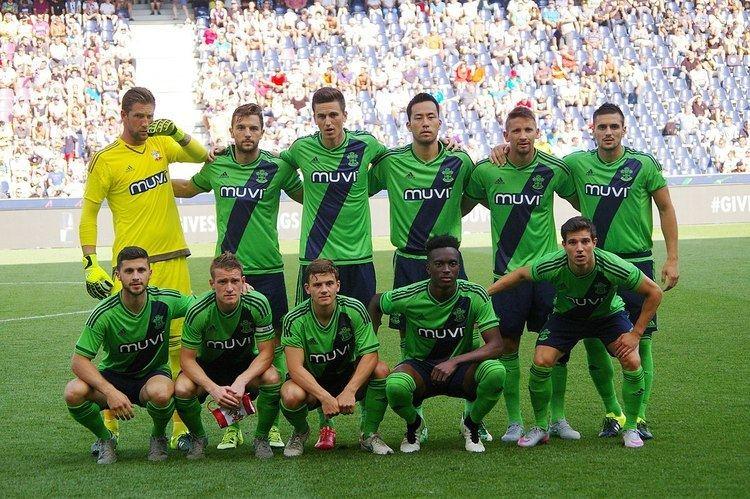 2015–16 Southampton F.C. season