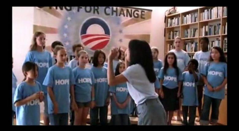 2016: Obamas America movie scenes