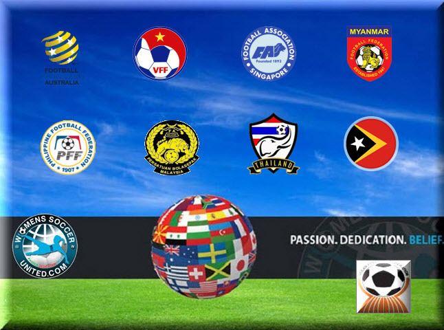 2016 AFF Championship ASEAN Football Federation AFF Women39s Football Championship 2016