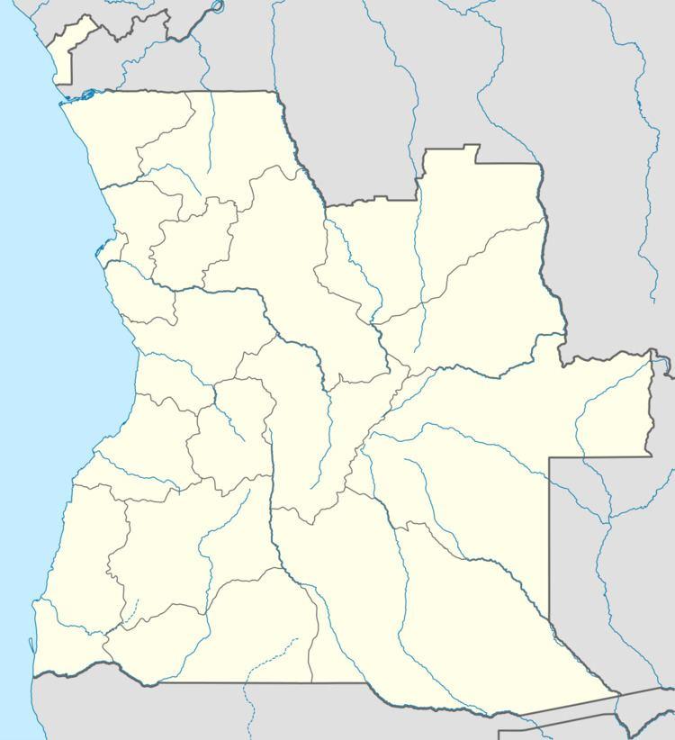 2016 Gira Angola