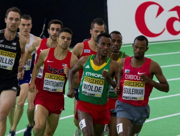 2016 IAAF World Indoor Championships – Men's 1500 metres