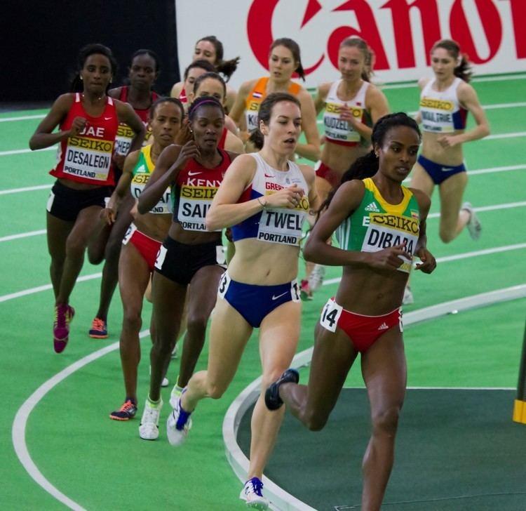 2016 IAAF World Indoor Championships – Women's 3000 metres
