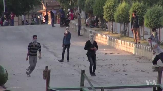 2016 Kashmir unrest