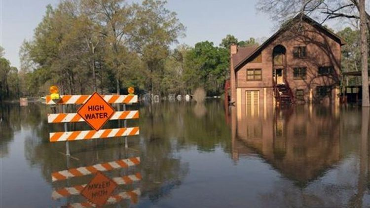 2016 Louisiana floods Thousands of homes in Louisiana Mississippi damaged in floods Fox
