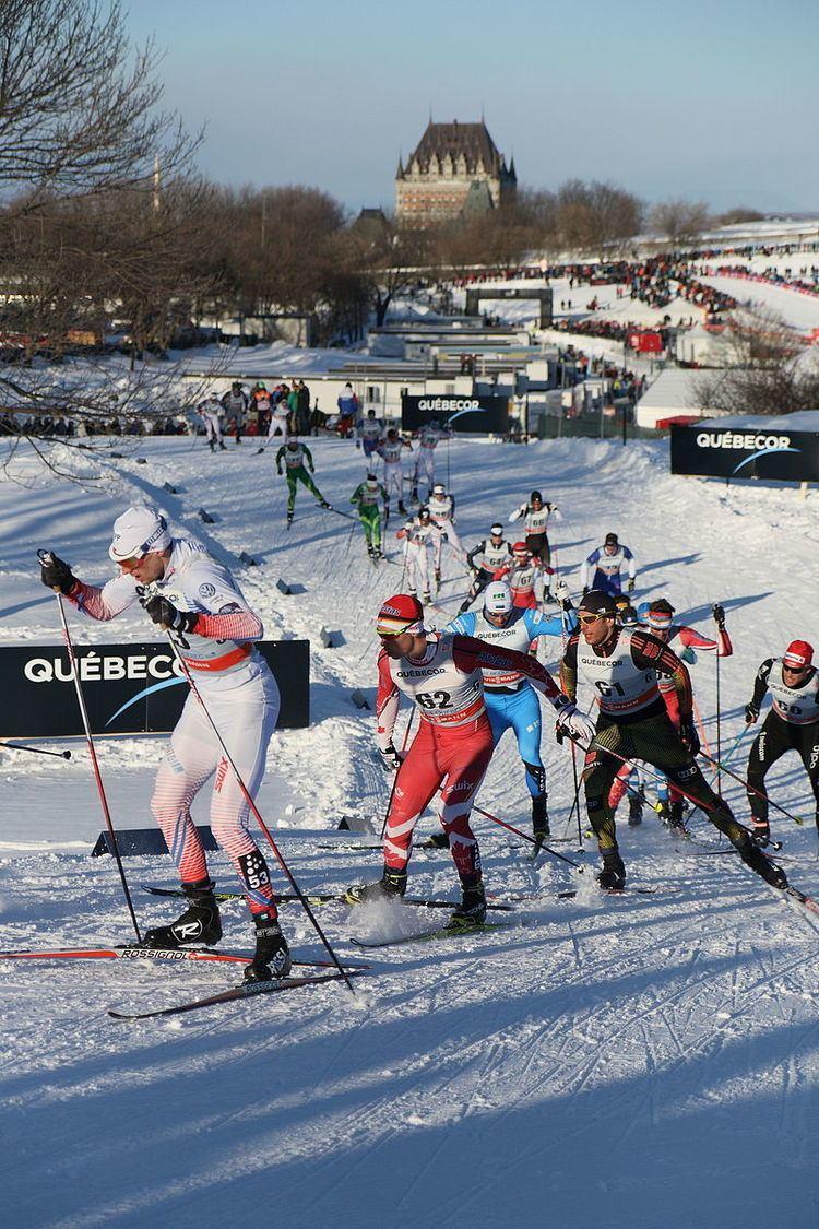 2016 Ski Tour Canada