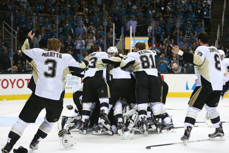 2016 Stanley Cup Finals Stanley Cup Final 2016 Penguins close out Stanley Cup victory with