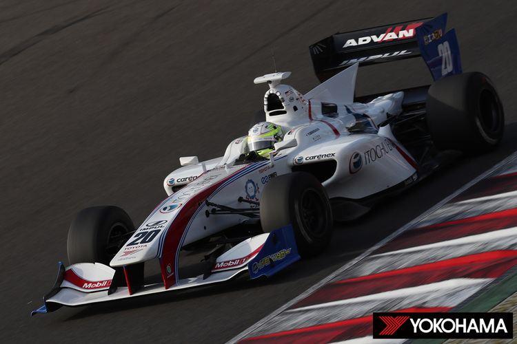 2016 Super Formula Championship 2016 Super Formula Round 6 Championship Race Results THE YOKOHAMA