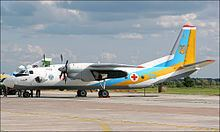 2016 True Aviation An-26 crash
