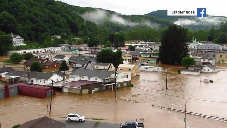2016 West Virginia flood West Virginia Floods 23 Killed Including Toddler as Thousands