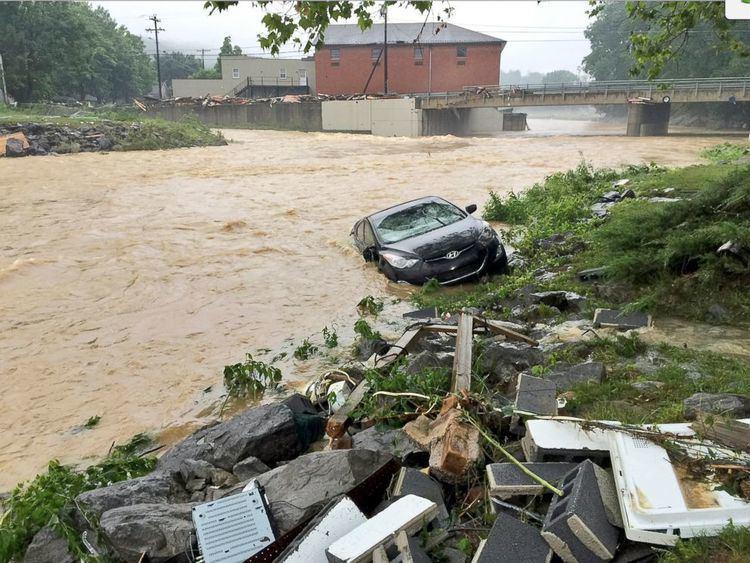 2016 West Virginia flood aabcnewscomimagesUSAPwestVirginiafloodsas