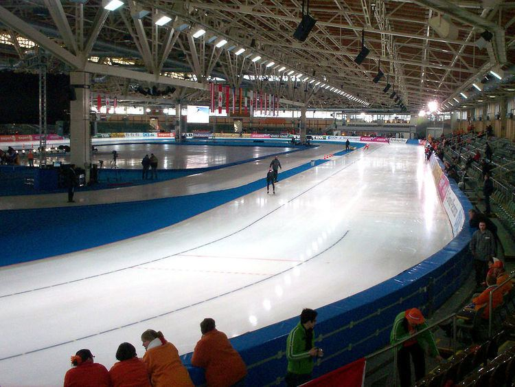 2016 World Allround Speed Skating Championships