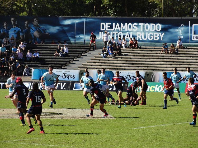 2016 World Rugby Americas Pacific Challenge