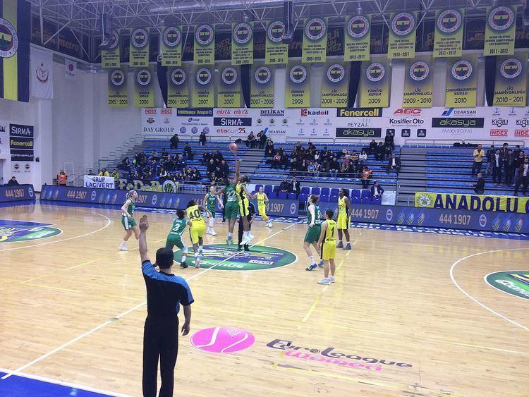 2016–17 EuroLeague Women