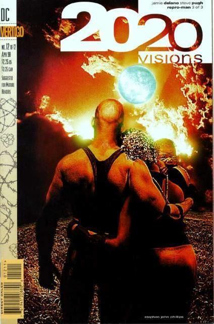 2020 Visions 2020 Visions Volume Comic Vine