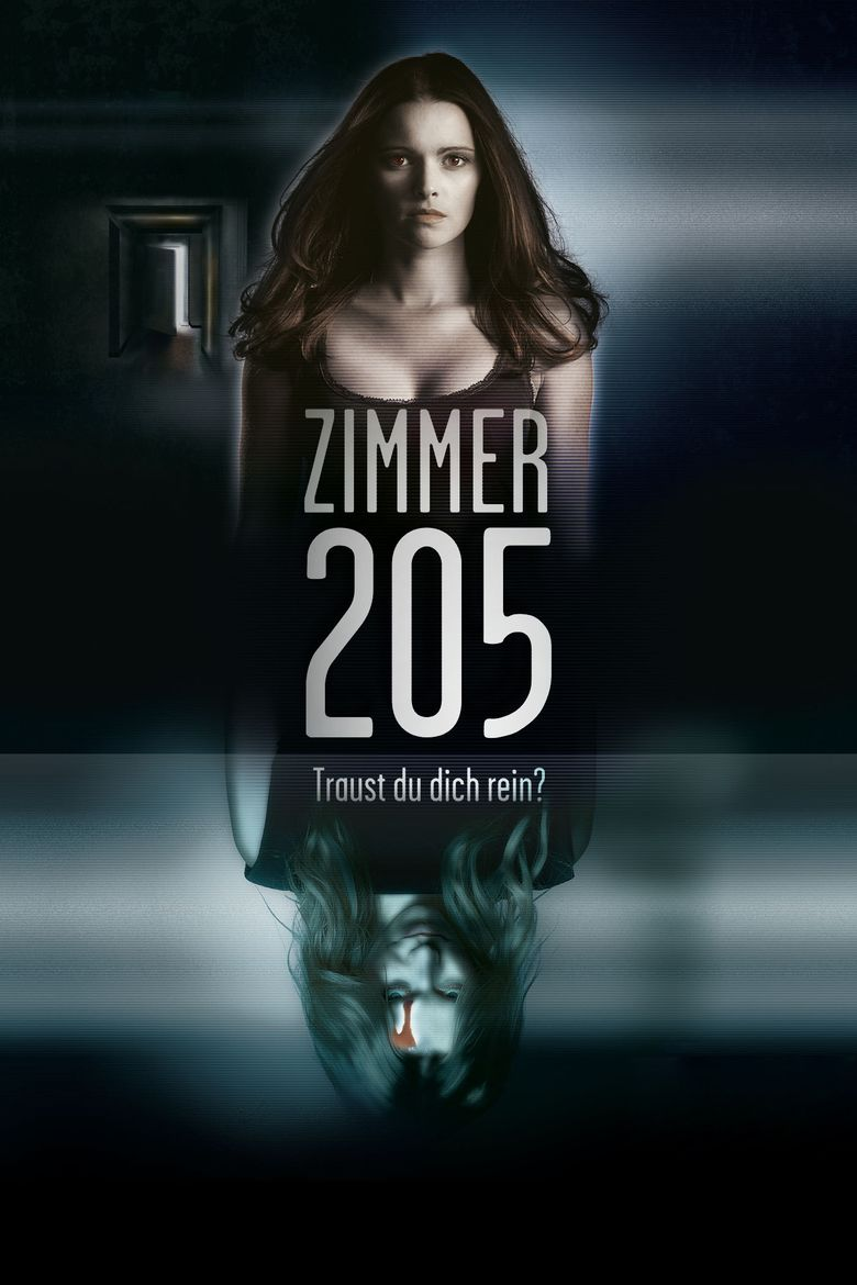 205 Room of Fear movie poster
