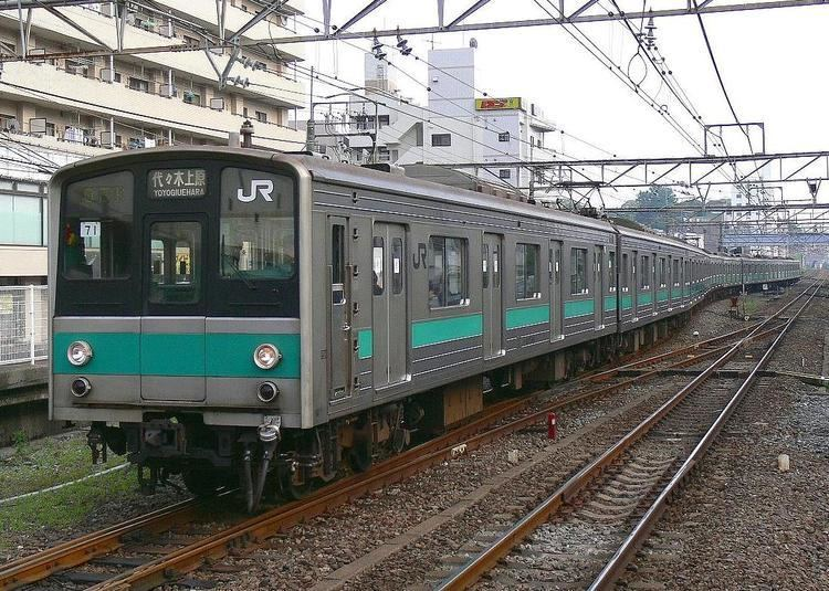 207 series (JR East)