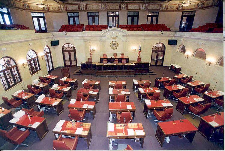 20th Senate of Puerto Rico