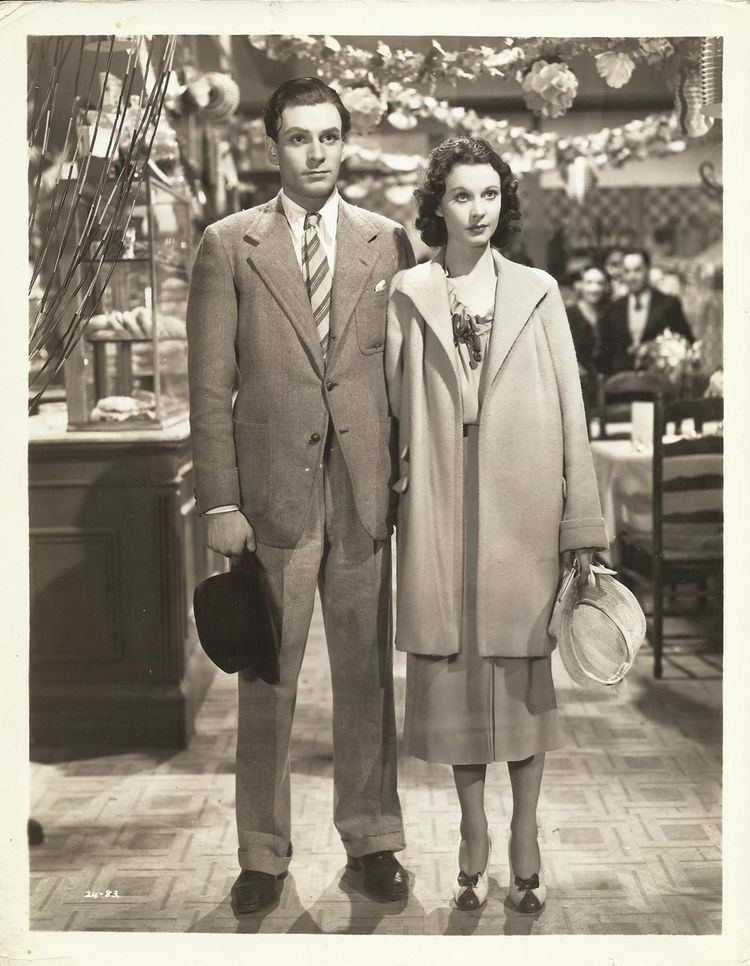 21 Days VIVIEN LEIGH LAURENCE OLIVIER in 21 Days Together Original 1940