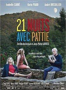 21 Nights with Pattie httpsuploadwikimediaorgwikipediaenthumb6