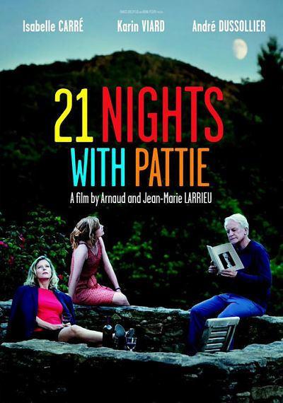 21 Nights with Pattie London Film Festival 2015 MiniReviews 21 Nights With Pattie