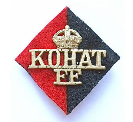 21st Kohat Mountain Battery (Frontier Force)