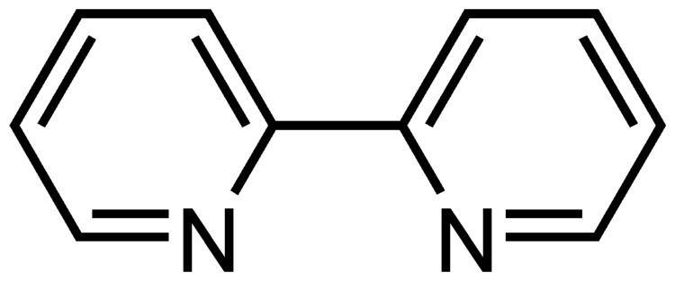 2,2'-Bipyridine File2239Bipyridine structurepng Wikimedia Commons