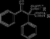 2,2-Dimethoxy-2-phenylacetophenone httpsuploadwikimediaorgwikipediacommonsthu