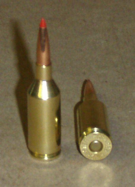 .223 Winchester Super Short Magnum