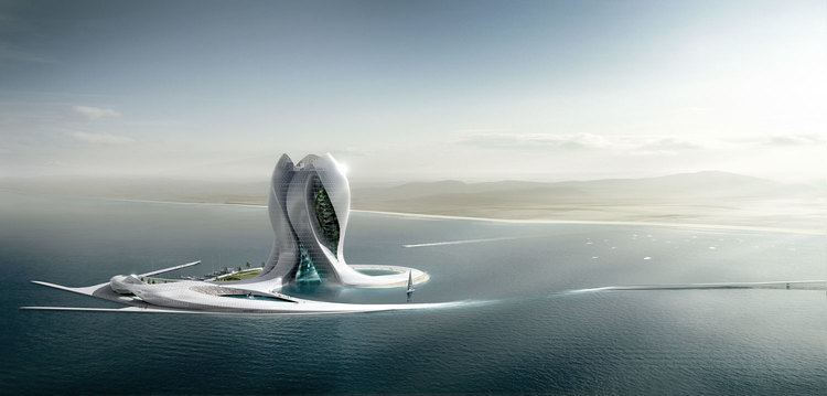 22nd century The Technology Blog Offshore city in the 22nd century PIC