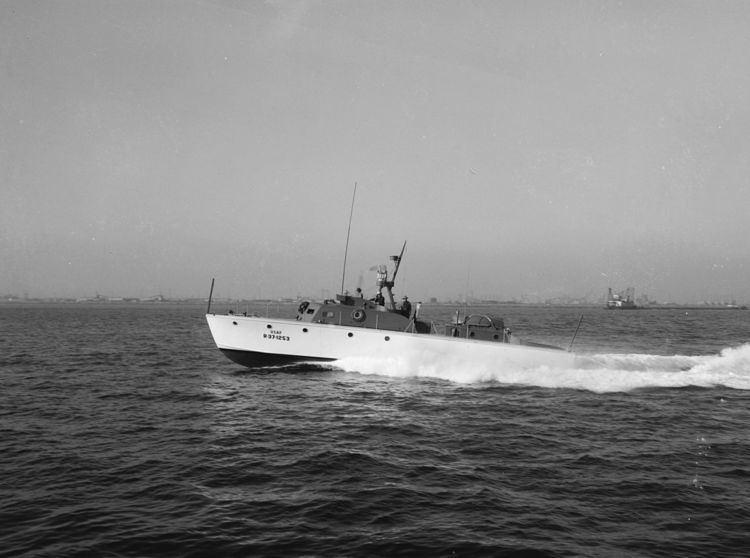 22nd Crash Rescue Boat Squadron