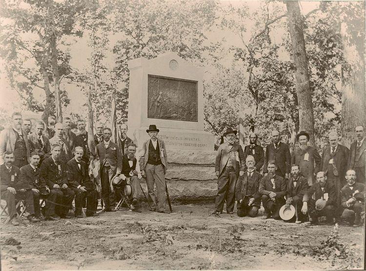 22nd Michigan Volunteer Infantry Regiment