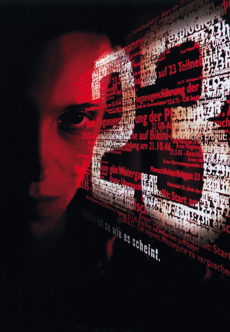 23 (film) movie poster
